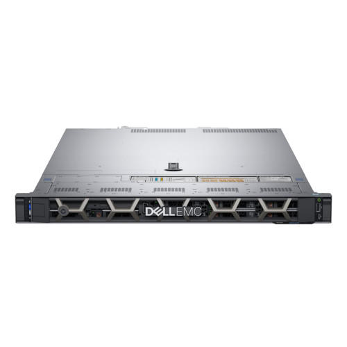 Сервер Dell PowerEdge R440 (2U Rack, Xeon 3106 Bronze, 1700 МГц, 11 Мб, 8 ядер, 2.5