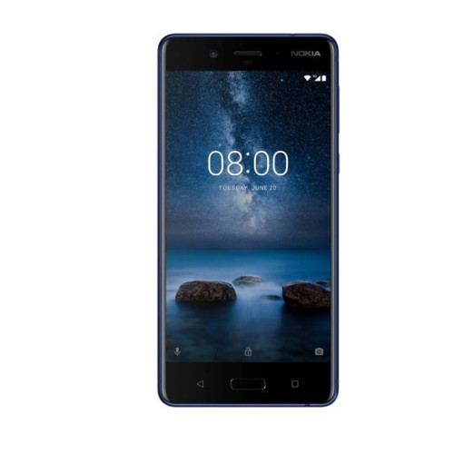 Смартфон Nokia 8 DS KIT POLISHED BLUE