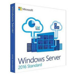 Операционная система Microsoft Windows Sever Standard 2016 64Bit English 1pk
