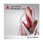 Графический пакет Autodesk AutoCAD 2018 Commercial New Multi-user