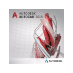 Графический пакет Autodesk AutoCAD 2018 Commercial New Single-user