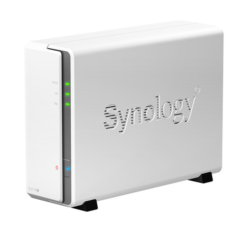 Дисковая СХД Synology DiskStation DS115j (Tower)