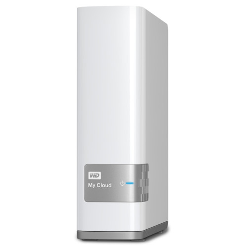Дисковая СХД Western Digital My Cloud (3ТБ) (Tower)