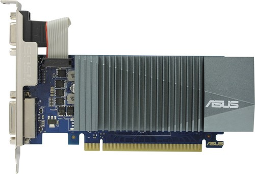 Видеокарта Asus GeForce GT 710