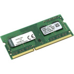 ОЗУ Kingston DDR-III 4GB (PC3-12800) 1600MHz SO-DIMM