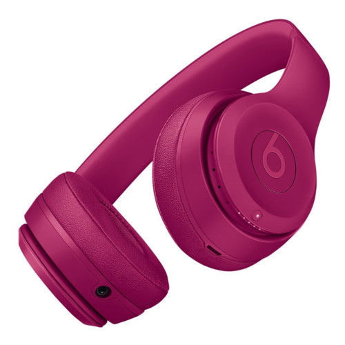 Наушники Beats Solo3 Wireless On-Ear Headphones - Brick Red