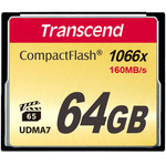 Flash карта Transcend Compact Flash Ultimate 1000x 64GB