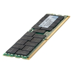 Серверное ОЗУ HPE 4GB (1x4GB) Single Rank x4 PC3L-12800R (DDR3-1600) Registered CAS-11 Low Voltage Memory Kit