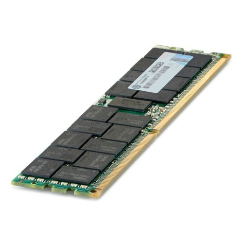 Серверное ОЗУ HP 4GB (1x4GB) Single Rank x4 PC3-12800E (DDR3-1600) Unbuffered CAS-11 Memory Kit