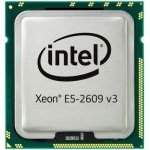 Серверный процессор HPE DL180 Gen9 Intel Xeon E5-2609v3 (1.9GHz/6-core/15MB/85W) Processor Kit